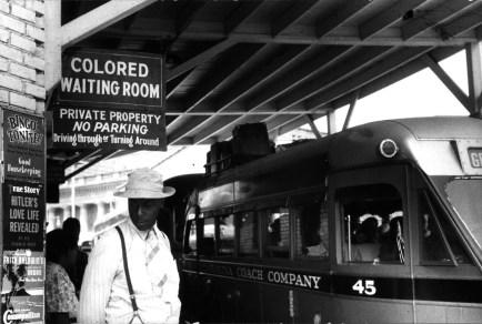 Jim-Crow laws - racial segregation