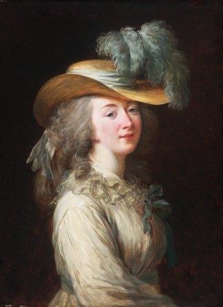 The Devil Wears A White Dress: Antoinette et la chemise  Madame_Dubarry1