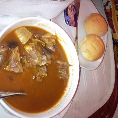 Image result for peppersoup and bread