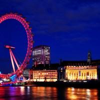 The London Eye - Sexy Getaways...