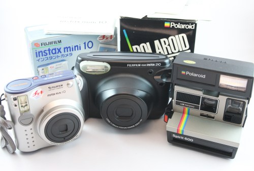 Medium Of Fujifilm Instax 210