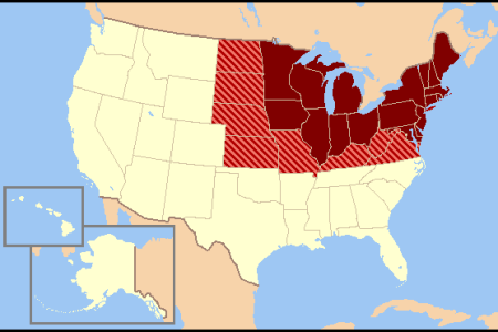 northern united states