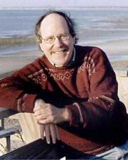 Photo of author Paul Levinson.