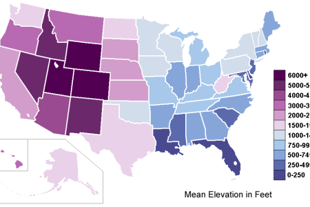 file us states mean elevation feet.png wikimedia commons