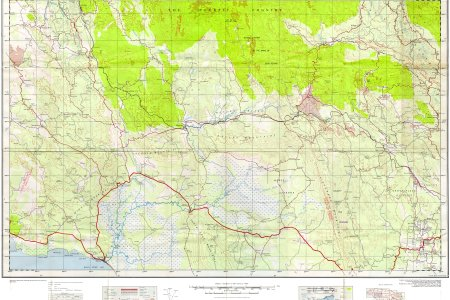 doos 1 to 50000 map of jamaica sheet d %28mandeville black river%29 1959