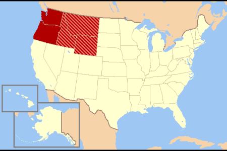 northwestern united states wikipedia