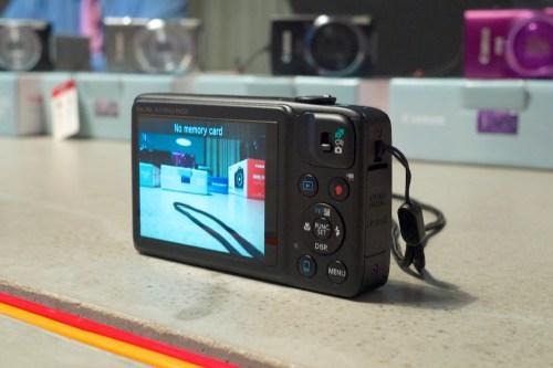 Medium Of Canon Powershot Sx600 Hs