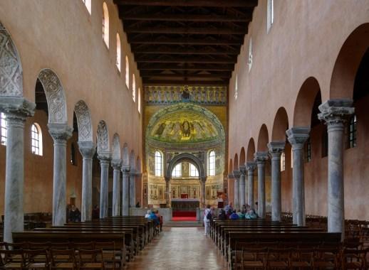 Billedresultat for Euphrasius-basilikaen