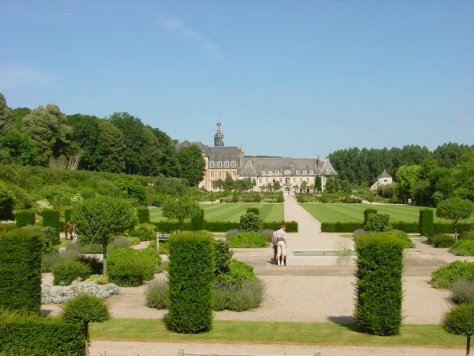 Argoules. Gardens and Abbey of Valloires- Most surreal places to visit- Part 3