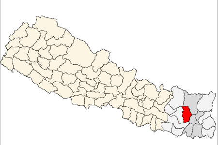 file bhojpur district location wikimedia commons