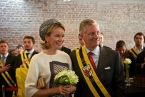 Queen Mathilde and King Philippe. Photo: Wikimedia Commons.