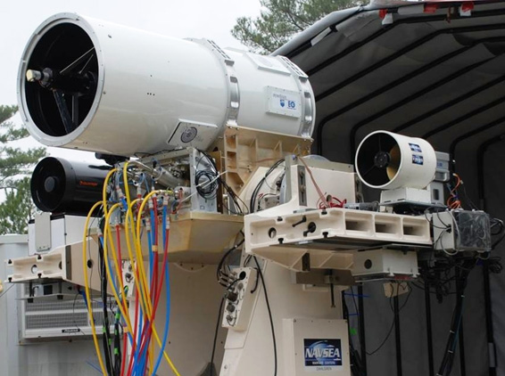 LLaser Weapon System (LaWS)