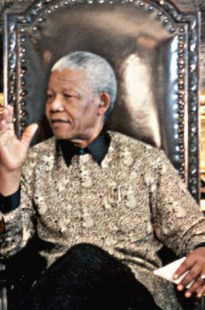Nelson Mandela 1998