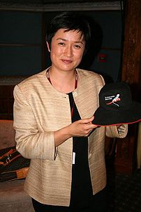 w:en:Penny Wong accepts a