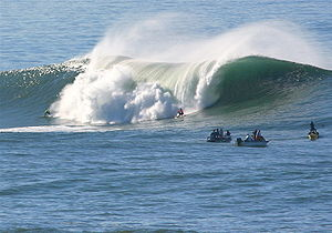 300px Surfers at Mavericks Paddle Boarding and Surfing in Oceanside