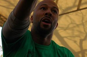 Common (rapper) Common Sense (rapper) Tufts Un...