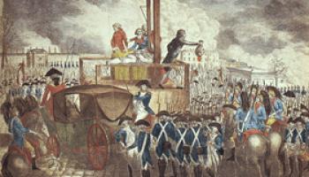 La mort de Louis XVI ou