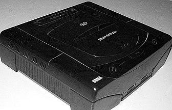 Sega Saturn spelcomputer