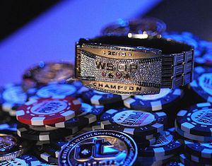 English: 2010 World Series of Poker Main Event...