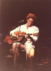 Harry Chapin at Veterans Memorial Auditorium (Photo credit: Wikipedia)