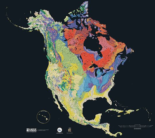 File North america terrain 2003 map jpg   Wikipedia Other resolutions  270      240 pixels