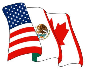 English: A North American Free Trade Agreement...