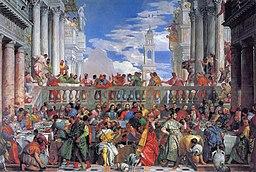 Paolo Veronese, The Wedding at Cana