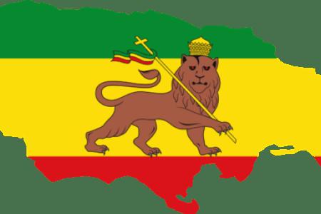640px flag map of jamaica %28ethiopia%29