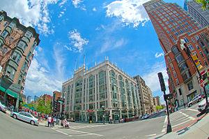Boston, Boylston Street
