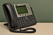 Telephone   Wikipedia Digital telephones and voice over IP