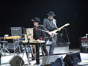 Bob Dylan at the Air Canada Centre, Toronto, O...