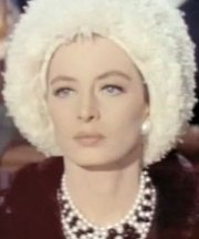 Screenshot of Capucine from the trailer for th...