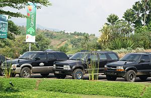 2002-2005 Chevrolet Blazer,Montera and Brazilian/Samba