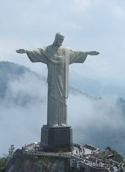 Cristo Redentor do Rio de Janeiro