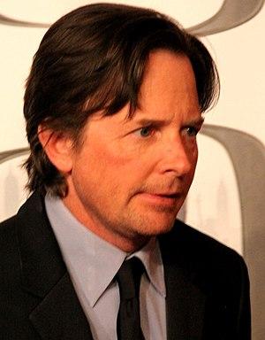 Michael J. Fox at 2011 TV Land Awards.