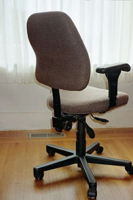 is your uncomfortable office chair affecting your work the
