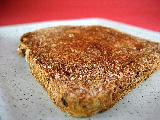 Vegan Cinnamon Toast (3617915129)