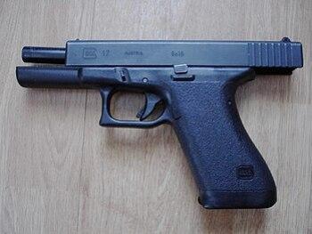 Glock 17 9mmPara (erste Ausführung - Februar 1986)