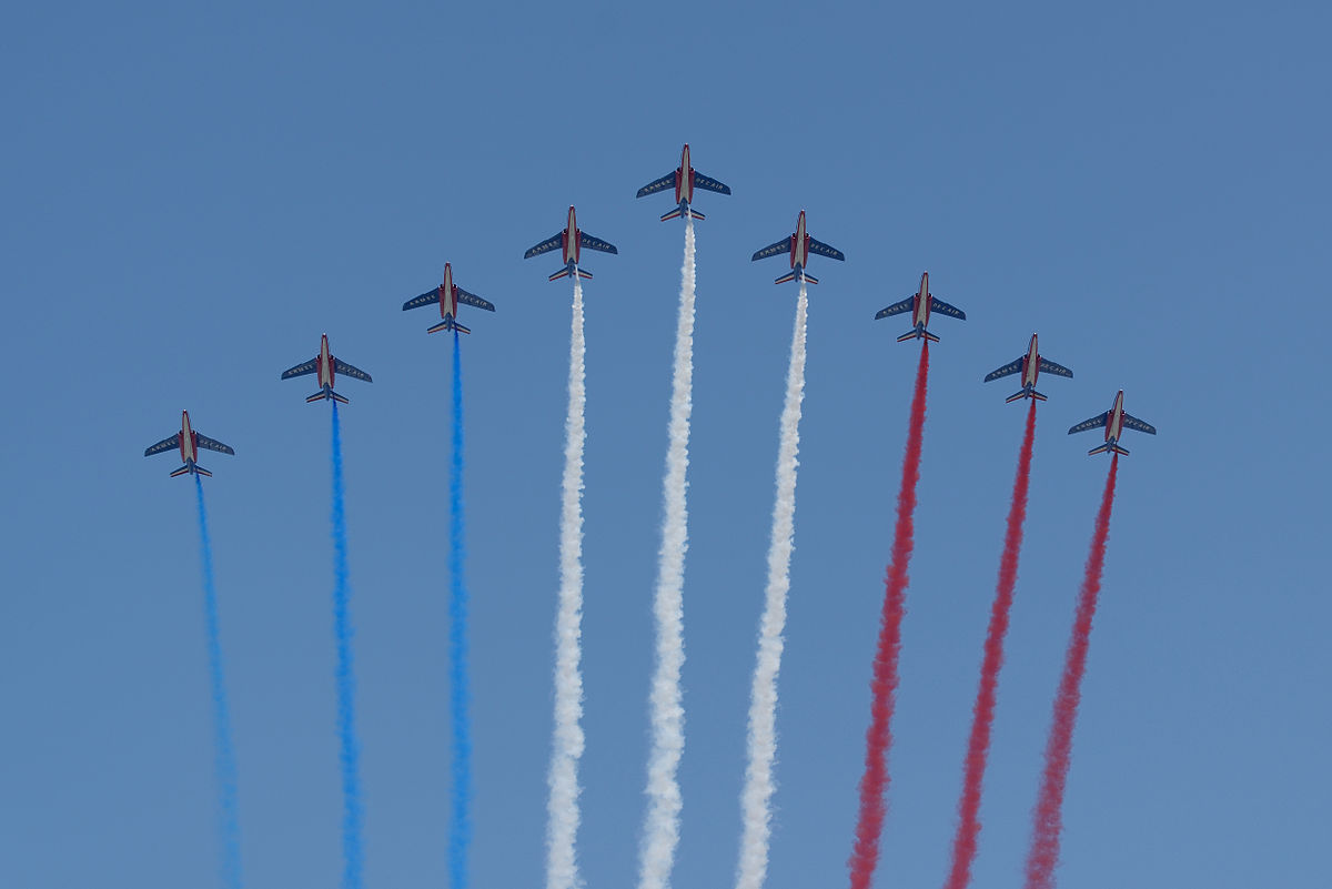 Bastille Day military parade   Simple English Wikipedia  the free     Bastille Day military parade   Simple English Wikipedia  the free  encyclopedia