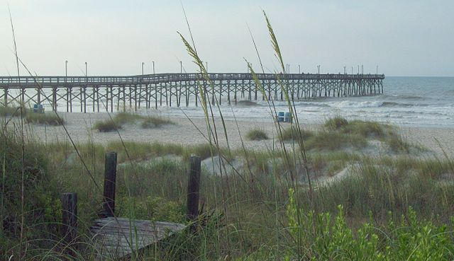 Ocean Isle Beach via Wikimedia