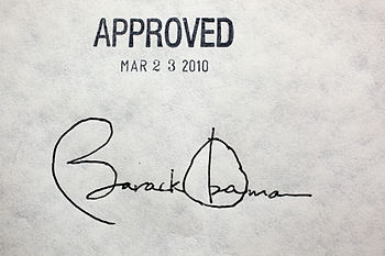 350px Obama healthcare signature
