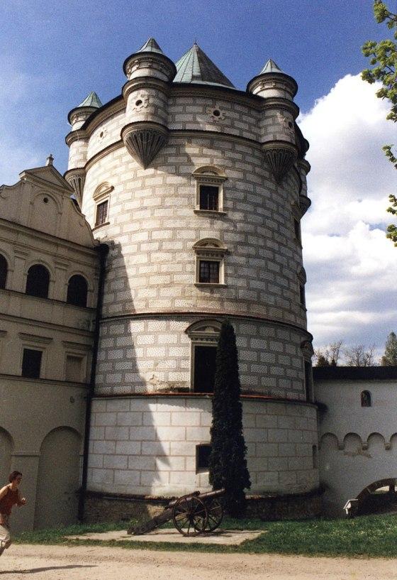 Baszta pałacu w Krasiczynie.jpg