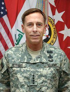 General David H. Petraeus, Commanding General ...