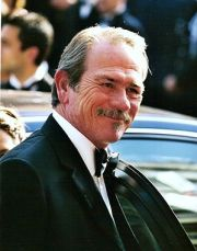 Français : Tommy Lee Jones au festival de Cannes.