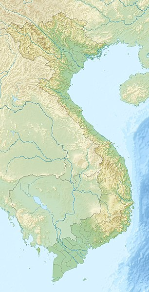 File Vietnam relief location map jpg   Wikipedia File Vietnam relief location map jpg