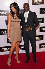 157px Djimon hounsou kimora lee simmons push premiere Top 10 Must go to Los Angeles Summer Charity Events   The JumpStart Gala kicks it off at LErmitage