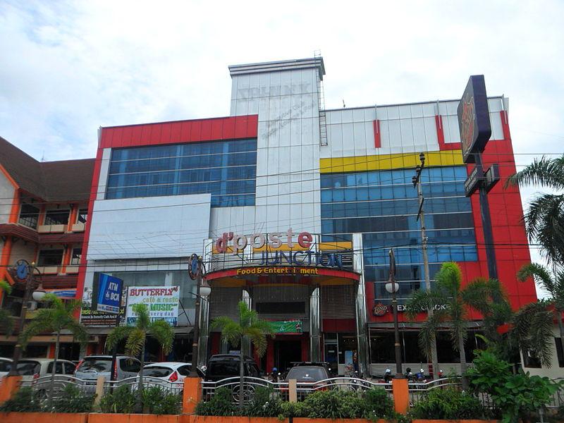 gedung de post juction ininya bro yang akan dialih fungsi oleh pt pos indonesia utk hotel