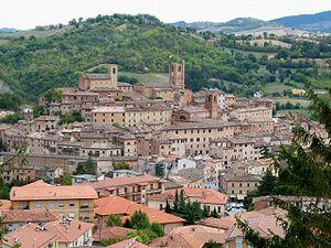 Sarnano, Le Marche, Italy