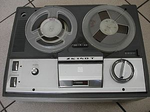Tape recorder ZK140