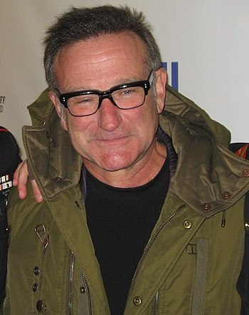 "American comedian Robin Williams at ""Stan..."